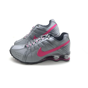 Tênis Nike Shox 4 Molas Nz Se Prm Eu Originals 3 Pares fc6b3df8d6d84