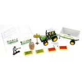 Powertrc Cultivo De Invernadero Ayset Con Tractor