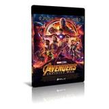 Avengers - Infinity War 4k 2160p Entrega Inmediata Digital