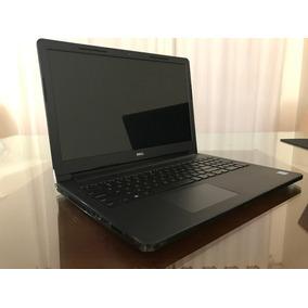 Notebook Dell Intel Quad Core/4gb/500hd/15.6 Led/nfe + Garan