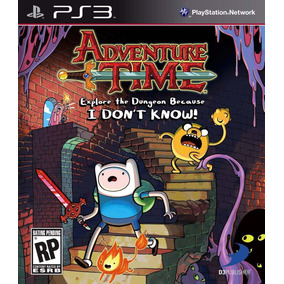 Super Kit Com 2 Jogos Hora De Aventura Ps3 Originais Lacrado