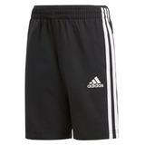 Shorts adidas Lb Wv Long Infantil Ce9825 - Preto E Branco e404b2bb4dc12