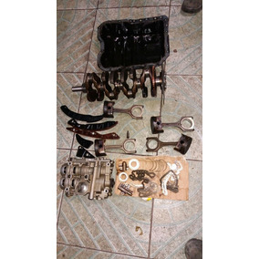 Kit Motor Parte De Baixo Sonata 2.4 Usado Original .