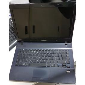 Notebook Samsung 275e4e (placa Mãe Queimada) S/memoria E Hd.