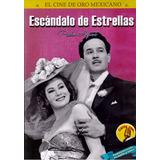 Escandalo De Estrellas Pedro Infante Pelicula Dvd