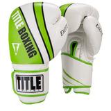 Luva De Boxe Title Boxing 16 Oz Importada Eua