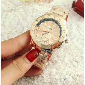 2c703ce4355 Relogio Pandora Rose - Joias e Relógios no Mercado Livre Brasil