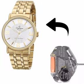 1a1154d06dd Maquina Relogio Champion - Relógios no Mercado Livre Brasil