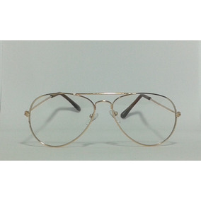 2cdf1d8e3bdd0 Armaçao De Oculos Grau Aviador Infantil - Óculos no Mercado Livre Brasil