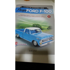 Fasiculos Ford F100. Salvat.