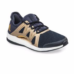 60ebc554c6f8c Zapatillas Adidas Pureboost X Pose Mujer Negra - Zapatillas en ...