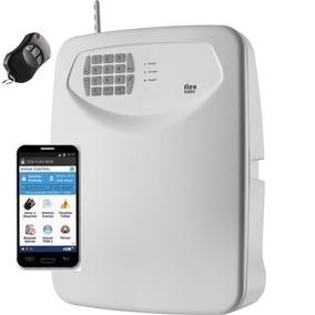 Alarme Residencial Monitorado Flex 1080 Wifi Tem (o Melhor)