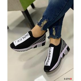 3cbaf931a34b7 Zapatos Dolce Gabbana Mujer - Ropa y Accesorios en Mercado Libre ...