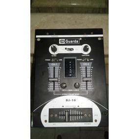 Mezclador Mixer Dj Consola Profesional Guarda