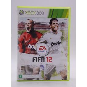 Fifa 12 Xbox 360 Original Mídia Física