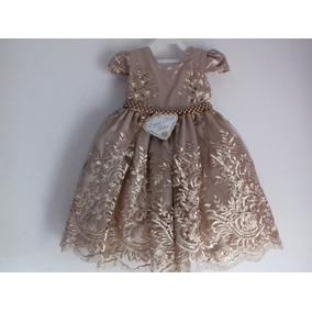 b13ac48bec Modelo Vestido Menina Morena - Vestidos Meninas Dourado escuro no ...