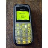 Celular Nokia 1200 B