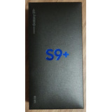 Samsung Galaxy S9 Plus 128gb Preto Nacional 12x S/ Juros