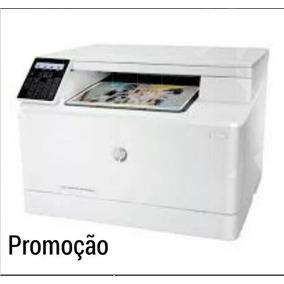 Impressora Hp Laserjet Pro Mfp M180nw Color 3 -1 Wifi 220v