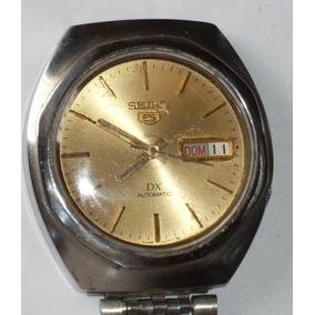 3bf0ee2dfb4 Relogio Seiko Dx 7009 3020 - Relógios no Mercado Livre Brasil