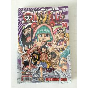 Mangá One Piece 74 - Panini (lacrado)
