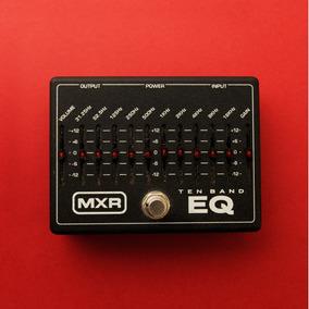 Pedal Mxr - Eq 10 Band