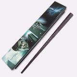 Varitas Magicas Harry Potter 35cm Tamaño Real En Caja