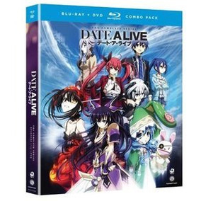 Blu-ray Date A Live: Complete Series
