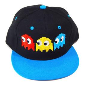 Pacman Gorra Bordada Fantasmitas Blinky Pinky Inky Clyde 673caceb29b