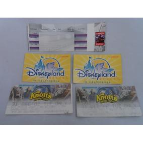 Ingresso Disneyland, Kontt