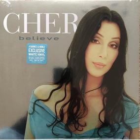 Lp Cher Believe Vinil Branco Pronta Entrega Lacrado