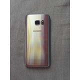 Galaxy S7 Flat Semi Novo, Vitrine + Brindes