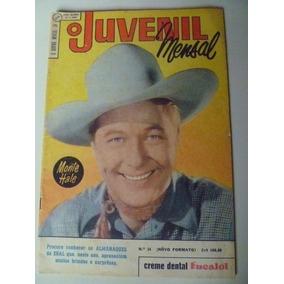 O Juvenil Mensal Nº 34 (monte Hale) Out 1964 Ebal Excelente!