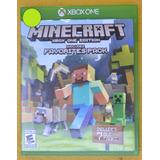 Minecraft Xbox One* Play Magic