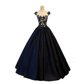 Vestido Debutante Preto Festa 15 Anos 356 Noivas Promoção 18