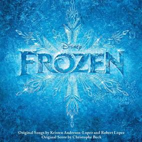 Musica Original En Cd Frozen Disney