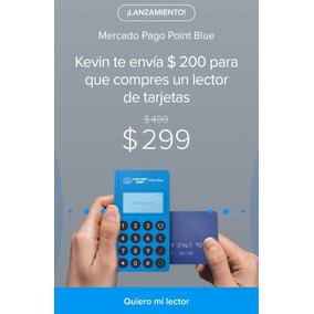 Mercado Pago Point Blue Descuento De $350 Nuevo Oficial Leer