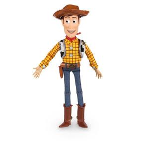 Muñeco Woody El Vaquero De Toy Story Disney Store Habla en Mercado ... d6f9dca4ce0