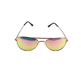 Óculos De Sol Infantil Lika Acessórios Aviador Degrade 6433 2121984b9f