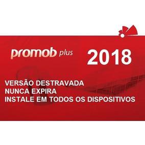 Promob Plus 2018 Todas As Funções 5.38.10.9 Atualizado!!!