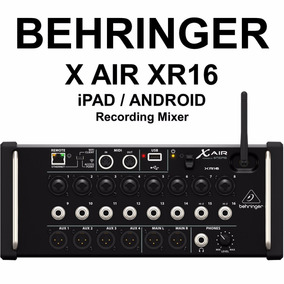Mesa Digital Behringer Xr16 Rack X Air