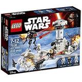 Juego Lego Star Wars El Ataque De Hoth 75138