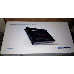 Módulo Roadstar Power One 2400w 720rms