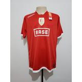 Camisa Oficial Standard Liege Bélgica 2015 Home Kappa Ggg bbd153d98cfee