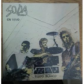 Vinilo Soda Stereo Ruido Blanco