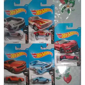 Hot Wheels - Série Camaro Fifty ( Miniaturas )