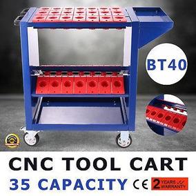 Bt40 Cnc Herramienta Carretilla Carrito Porta Toolscoot-9027