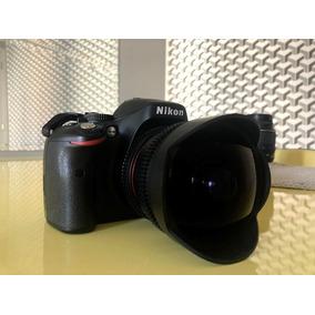 Nikon D5100 + 3 Lentes!