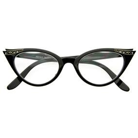 05f54ffcb7df5 Armação Retangular Roxa Estilo Cat Eye Gatinho - Óculos no Mercado ...