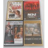 Dvd Lote Cães Aluguel Red2 Assassinos Especialista Sold Ryan